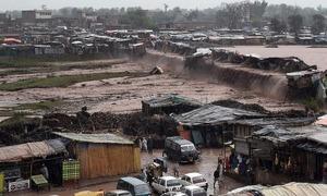 خیبر پختونخوا، آزاد کشمیر میں بارشوں کے باعث 53 ہلاکتیں