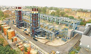 Oldest refinery in midst of upgradation