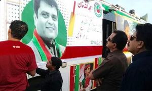 Let down by candidate, PTI in a tight spot