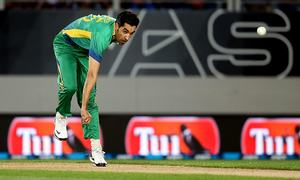 My career is not over: Umar Gul