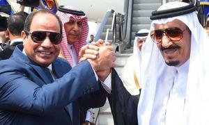 مصرکا سعودی عرب کو 2 جزیروں کا تحفہ