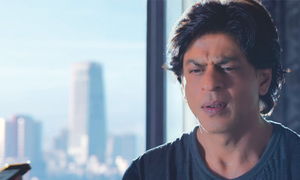 Foreign front: SRK and the die-hard Fan'dom'