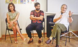 Four-day transgender festival opens