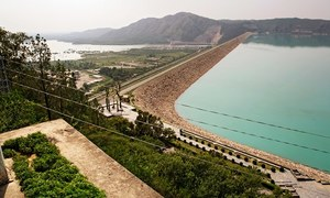 Government decides against de-sedimentation of Tarbela dam