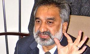 Dr Mirza seeks probe into land-grabbing across Sindh