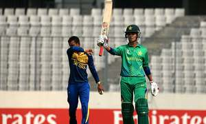 Hasan Mohsin: The transformation of Pakistan's budding star