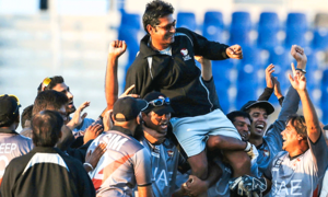 Aaqib Javed steps down as UAE coach, in contention for Lahore Qalandars job