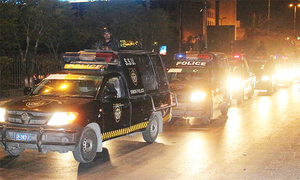Over 800 illegally appointed policemen face the axe in Sindh