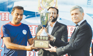 Aqeel Khan wins Khyber Open for 17th time