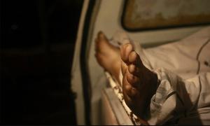 کراچی: سابق فوجی افسر کی مبینہ خودکشی