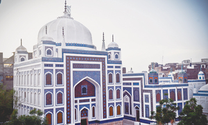 Footprints: Kalhoro, Talpur tombs: Life goes on