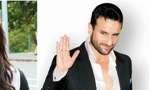 Will Saif Ali Khan be the lead in Anushka's next production?
