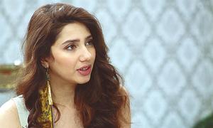 Mahira as Umrao Jaan?