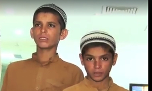 Doctors perplexed, order 232 tests for rare medical condition of Balochistan's 'solar kids'