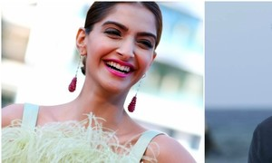 This week in pictures: Kabir Khan touched down in Karachi and Sonam Kapoor launches her app