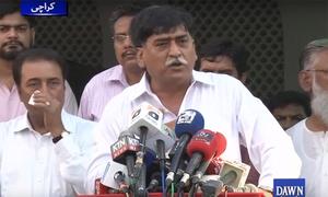 Haqiqi chief Afaq Ahmed invites MQM for dialogue