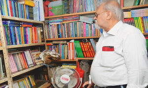 Gratifying book lovers, from Jampur to Janpath