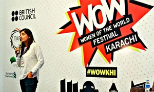 Karachi's first-ever Women of the World conference raises the bar for other fests