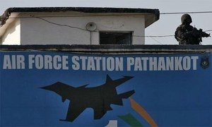 Probe team puzzled how militants managed to penetrate Pathankot airbase