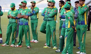 ون ڈے میں بدترین کارکردگی، پاکستان کی نویں درجے پر تنزلی