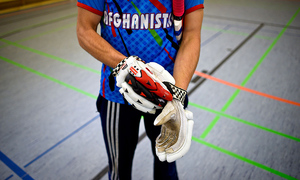 Flood of Pakistani, Afghan refugees gets the ball rolling on cricket in Germany