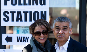 London goes to polls, close contest expected