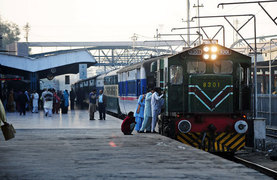 'North-South' divide in railways?