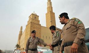 Saudi policeman shot dead after Mecca raid: ministry
