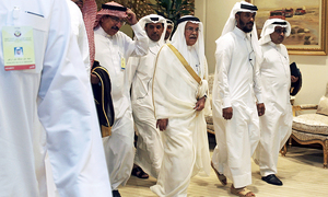 Shift in Saudi oil thinking deepens OPEC split
