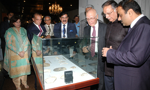 Foreign Office's 'Ancient Pakistan' exhibition attracts history lovers