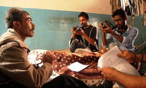 Lyari filmmakers grab first prize at international creativity awards in Bahrain