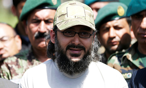 Celebrations as Ali Haider Gilani returns home after three years