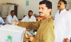 Elections for reserved seats in UCs held peacefully