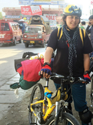 Living Colours: 'People on the road treat women cyclists like aliens'
