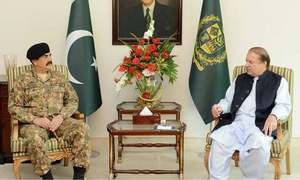 Mystery shrouds leak of PM-Raheel meeting footage audio