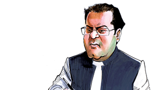 Satire: Diary of Hussain Nawaz