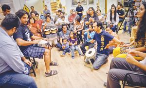 Power of communal music