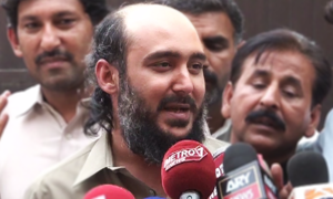 Haider Gilani plans a book, may consider Spielberg's movie offer