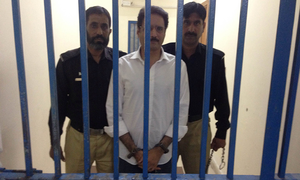 NAB arrests two senior govt officers over corruption charges