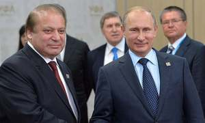 Pakistan yet to benefit from Russia's pivot to Asia as trade falters: report