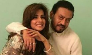 Here's a sneak peek at Saba Qamar's Bollywood debut with Irrfan Khan