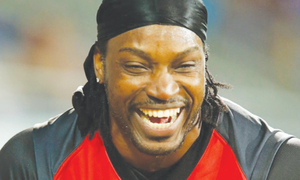 I didn't mean to be disrespectful: Gayle