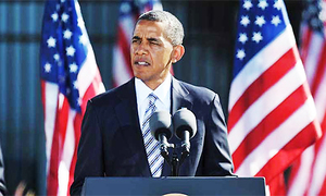 Mansour's death message for Taliban, says Obama