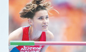 High jump champion notified of doping retest