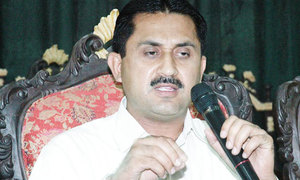 Jamshed Dasti applies for registration of his party