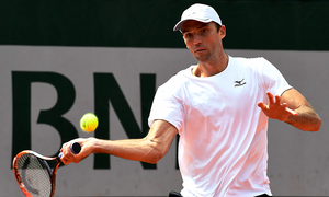 Karlovic oldest man to reach French third round for 25 years