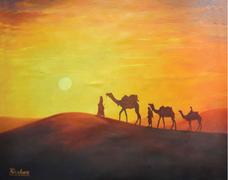 Exhibition explores life in Thar Desert