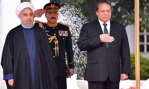 A post-sanctions Iran — Pakistan's missed opportunity