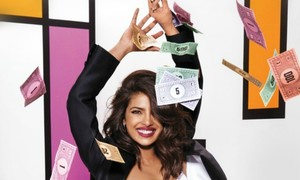 Priyanka's 40 day trip to India might earn her 100 crore