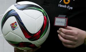 کوپا امریکا کپ میں گول لائن ٹیکنالوجی کا استعمال